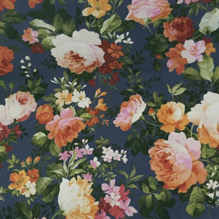 DEKOSTOFF FRESH FLOWER - DENIM