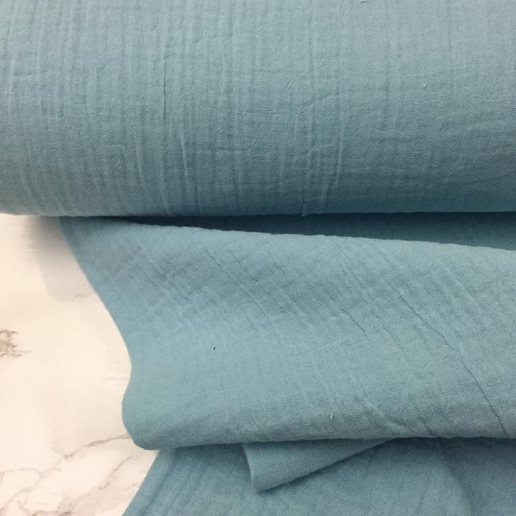 MUSSELIN - LIGHT BLUE - 1