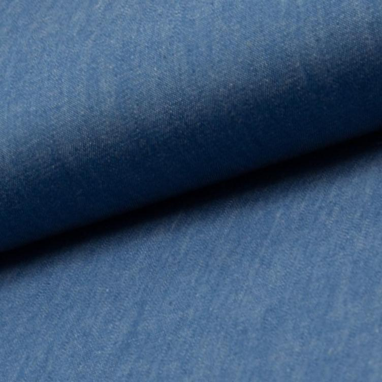 CHAMBRAY - BLEACHED BLUE