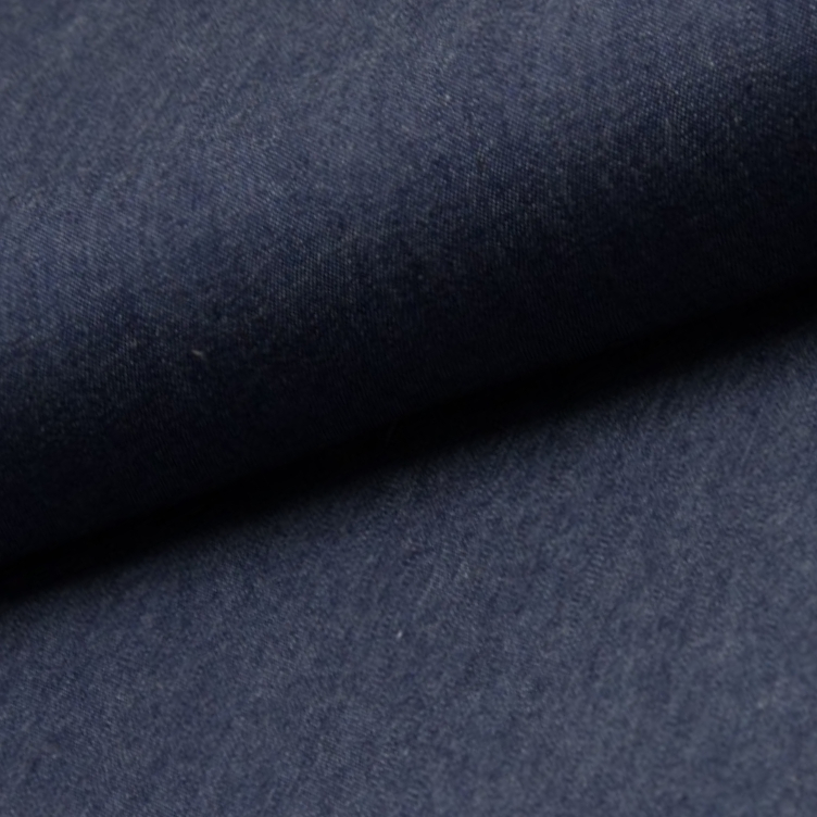 CHAMBRAY - DARK BLUE