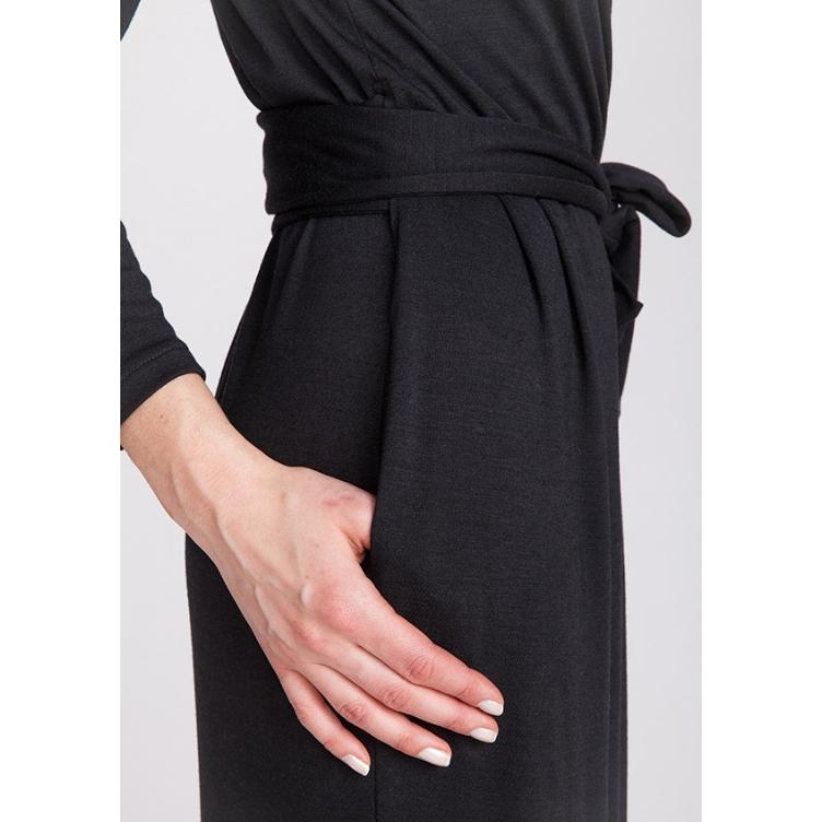 OLIVIA WRAP DRESS - NAMED - 0