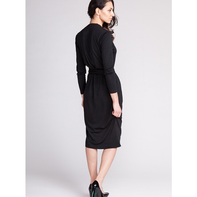 OLIVIA WRAP DRESS - NAMED - 1