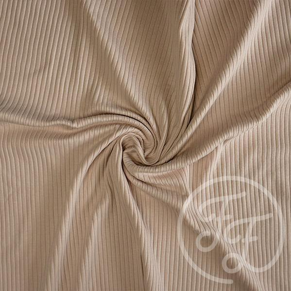SHADOW GREY HEAVY RIB JERSEY FAMILY FABRICS