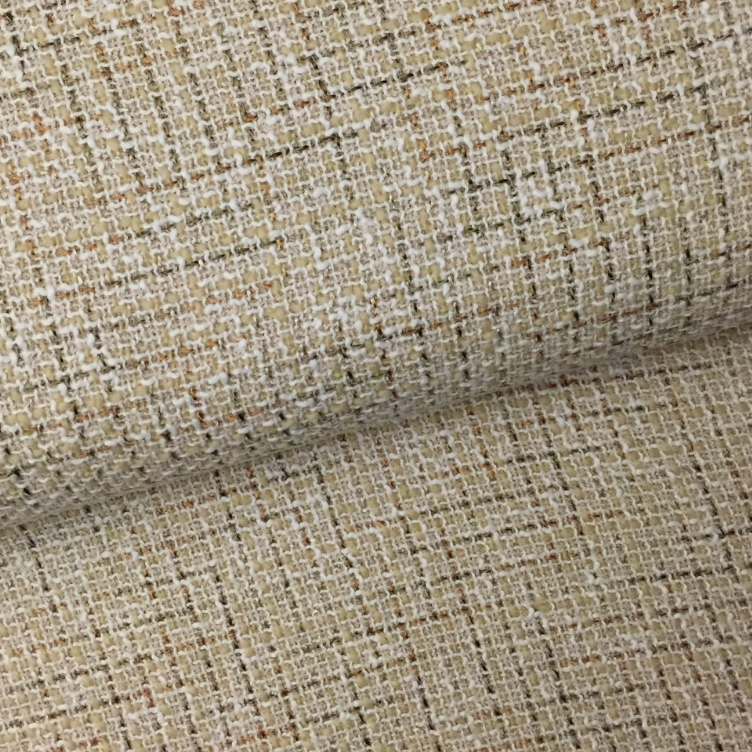 TWEED - BEIGE / GOLD